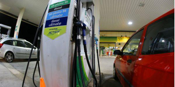 Las nuevas etiquetas para combustibles ya están en las gasolineras