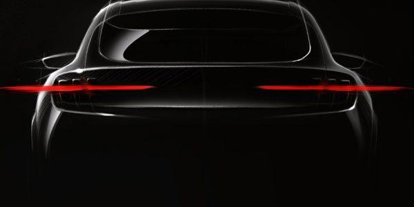 El primer Ford eléctrico se inspirará en el Mustang y se deja entrever así