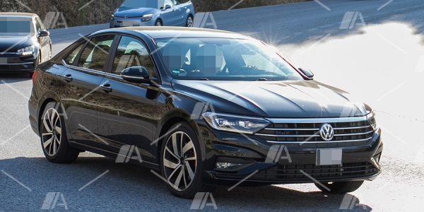 Fotos espía del VW Jetta GLi para EE.UU.
