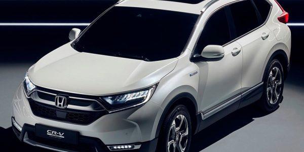 Primera prueba del Honda CR-V híbrido: cómo funciona y cuándo llega a España