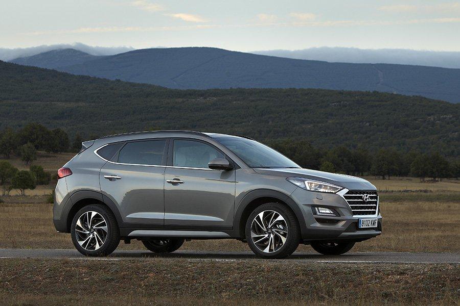 Primera prueba del Hyundai Tucson 2018