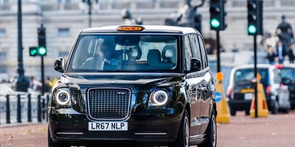 LEVC-TX: el nuevo taxi londinense… y madrileño