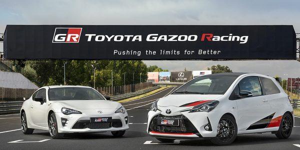 No te pierdas la experiencia Toyota Gazoo Racing en España