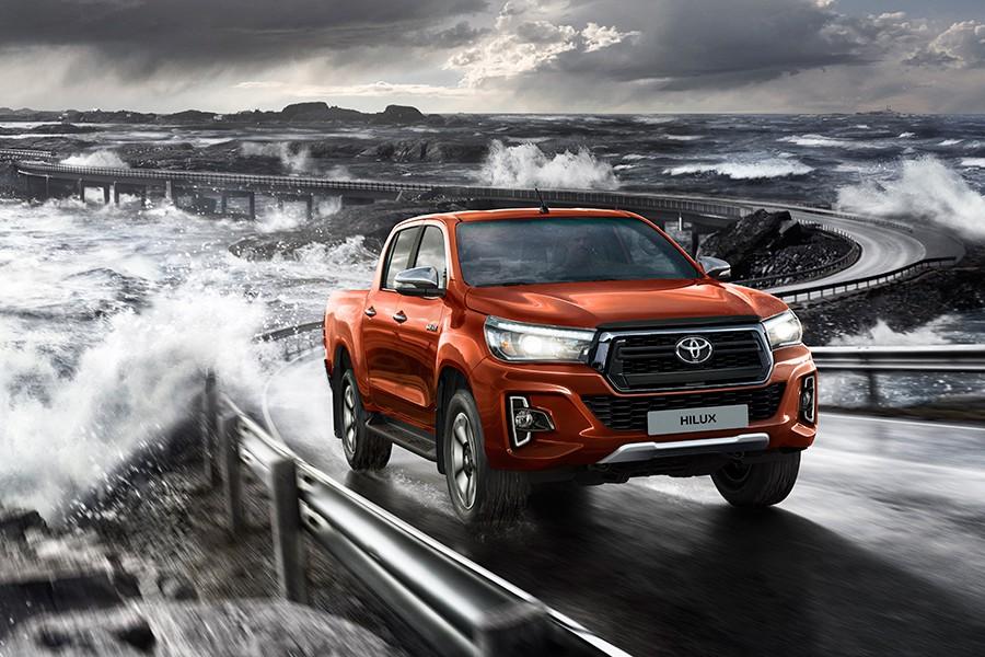 Nuevo Toyota Hilux Legend 2019 Un Pick Up Con Todo Autocasion