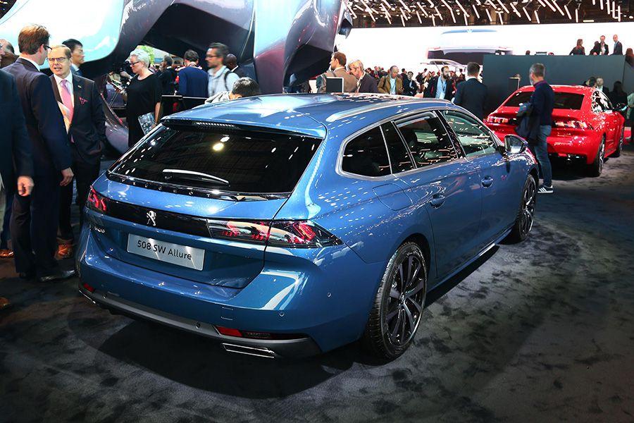 Nuevo Peugeot 508 SW 2018: el nuevo familiar de la marca francesa