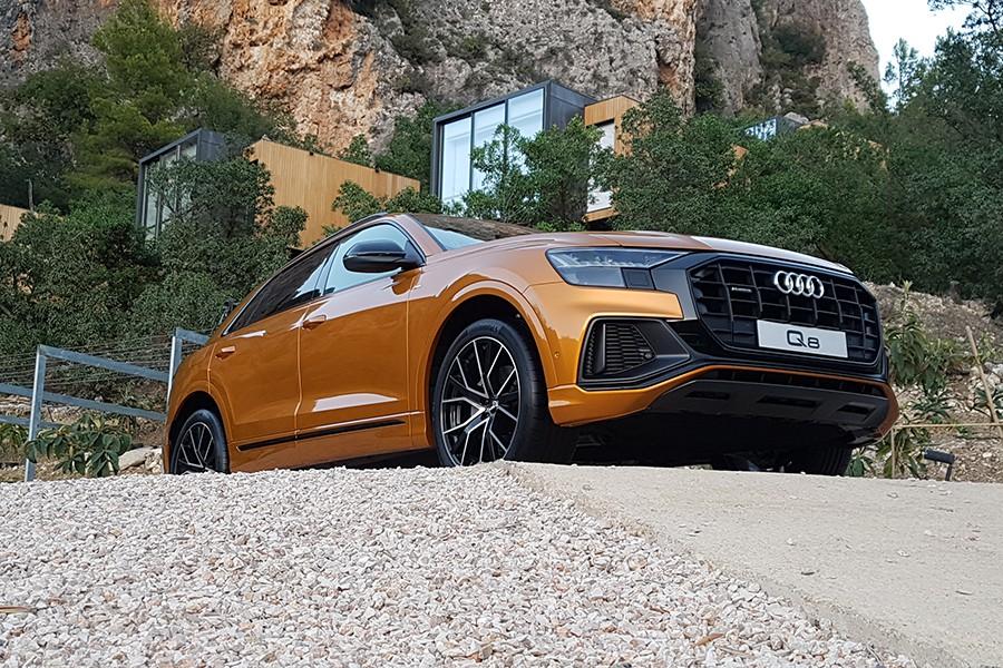 Presentación Y Prueba Del Nuevo Audi Q8 2019 Autocasión