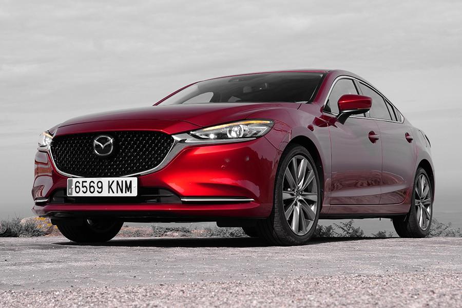 Prueba del Mazda6 diésel 184 CV 2018