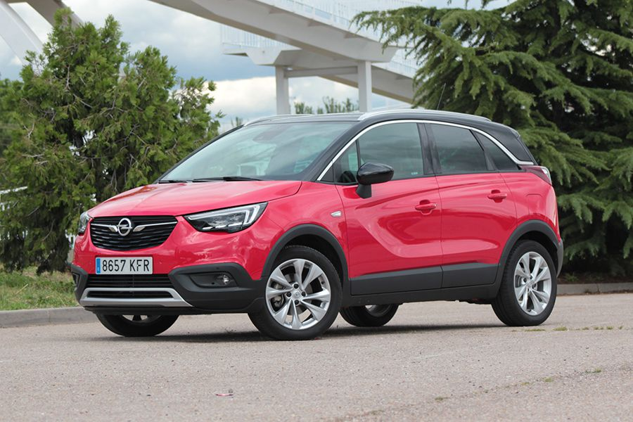 Prueba Del Opel Crossland X 1.2 Turbo 130 CV 2018