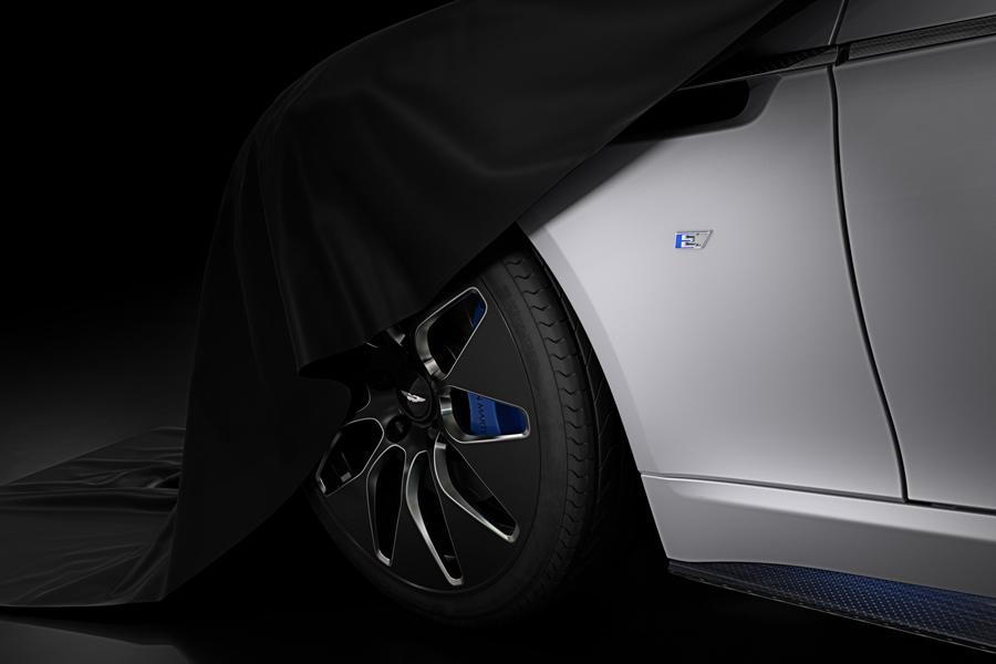 Aston Martin Rapide E: así será el primer eléctrico de la marca