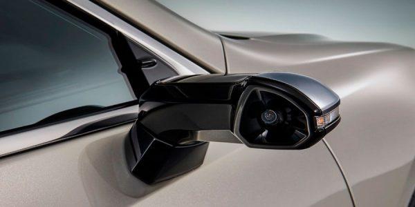 Lexus eliminará los espejos retrovisores