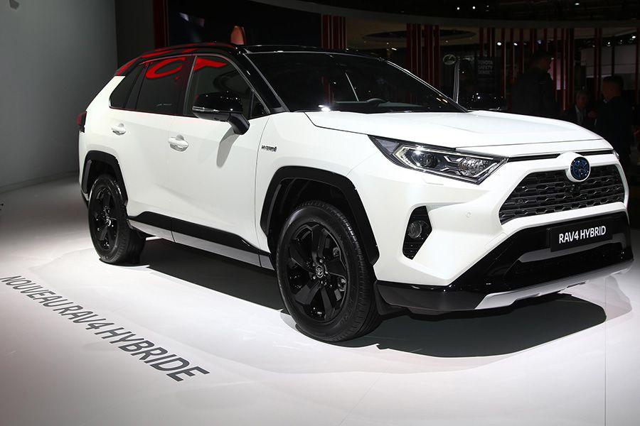 El nuevo Toyota RAV4 llegará a Europa en 2019