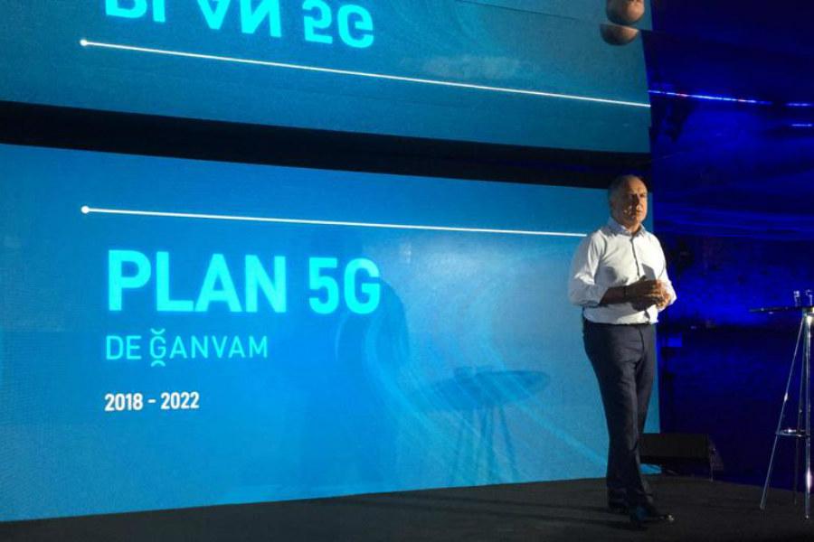 El Plan 5G de Ganvam busca la adaptción a la nueva conectividad de todos los subsectores