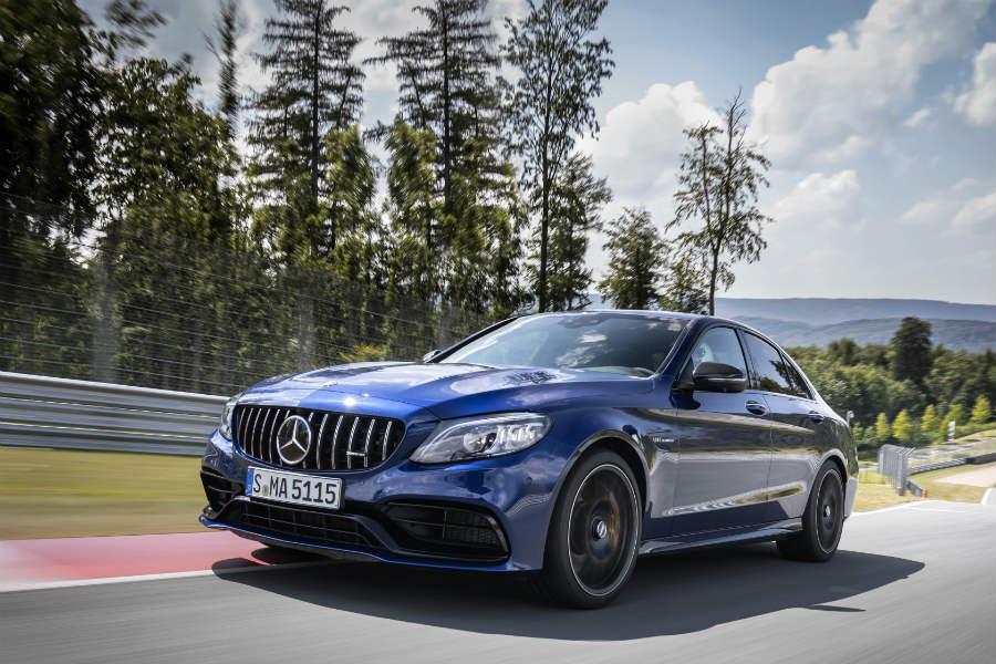 Nuevos Mercedes C 63 y C 63 S AMG: deportividad para toda la familia