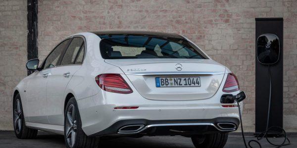 Estos son los planes de electrificación de Mercedes