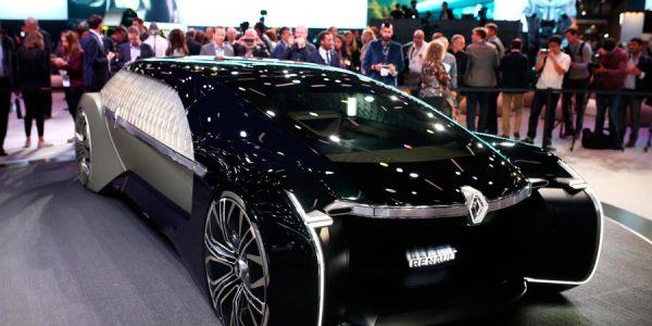 Renault EZ-Ultimo: la limusina del futuro