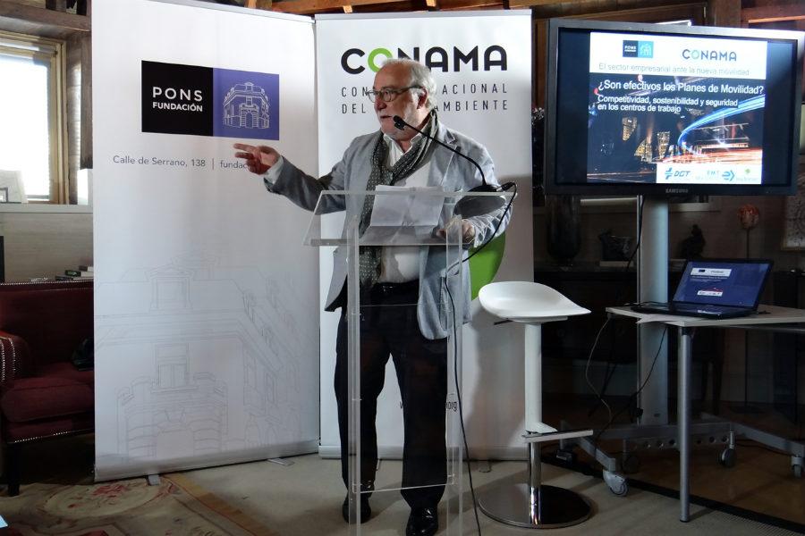 Pere Navarro ha representado a la DGT