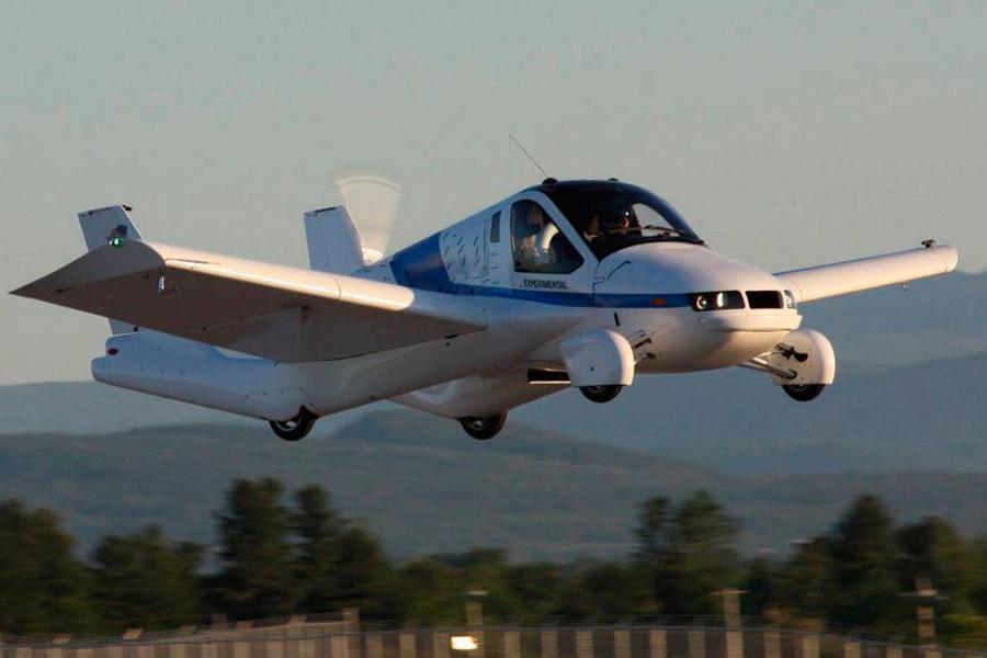 ¡Ya puedes reservar el primer coche volador!