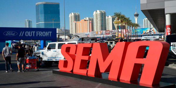 Los coches más espectaculares del SEMA Show de Las Vegas 2018
