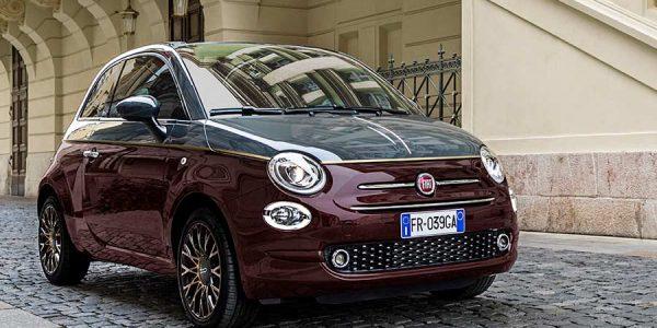 Fiat 500 Collezione: edición especial inspirada en el otoño