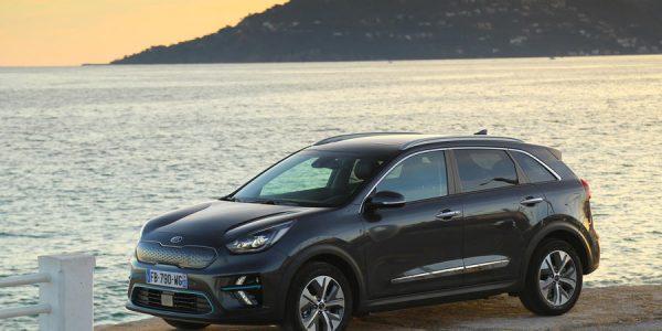 El Kia Niro eléctrico llegará a España en primavera