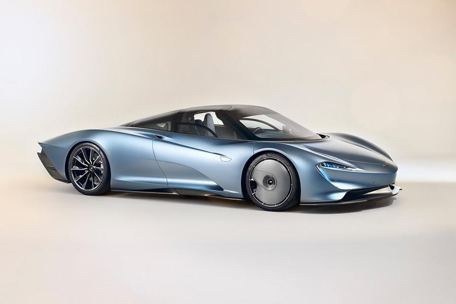 Nuevo McLaren Speedtail: el sucesor del mítico F1 es un híbrido de 1050 CV