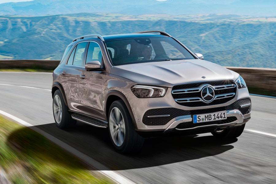 El Mercedes GLE híbrido enchufable tendrá 100 kilómetros de autonomía eléctrica