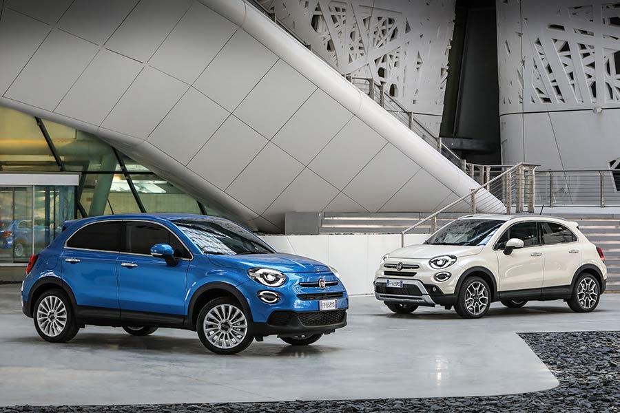 Primera prueba del Fiat 500X 2019: el pequeño SUV se renueva
