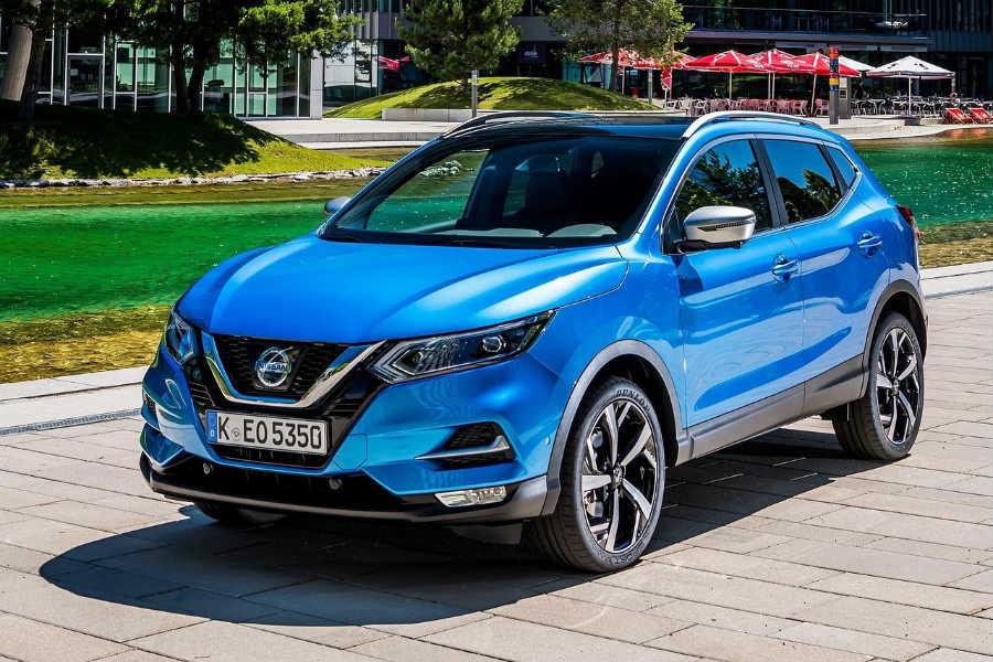 Nissan Qashqai 2019: el superventas se actualiza