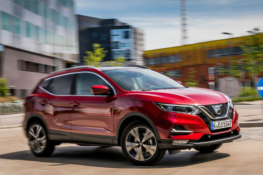 nissan qashqai 2019 el superventas se actualiza autocasi n. Black Bedroom Furniture Sets. Home Design Ideas