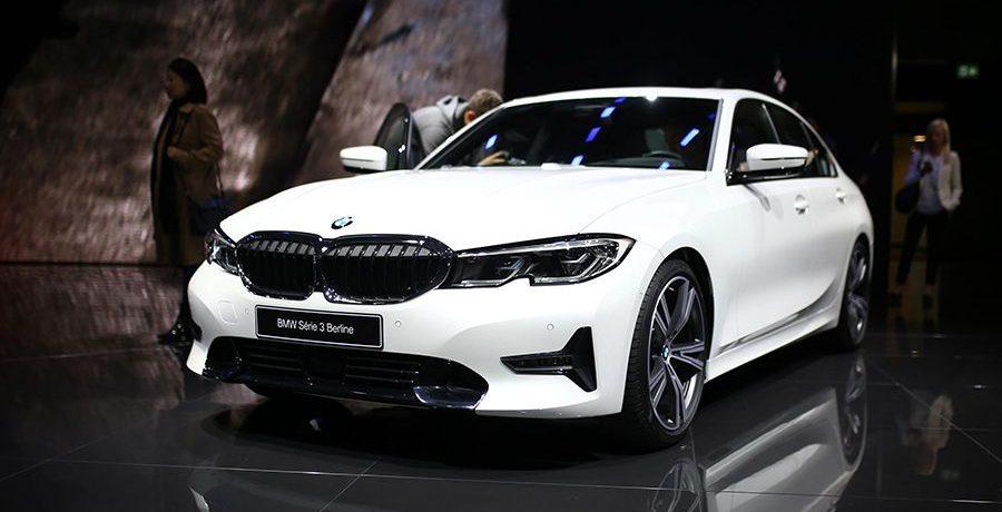 Nuevo BMW Serie 3 2019: la séptima generación ve la luz en París