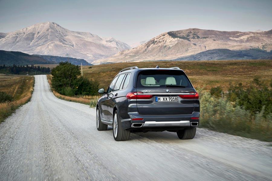 BMW X7 2019 exterior