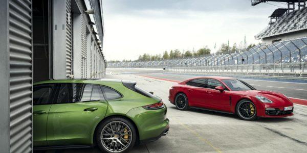 Nuevo Porsche Panamera GTS 2019: el más deportivo de la gama