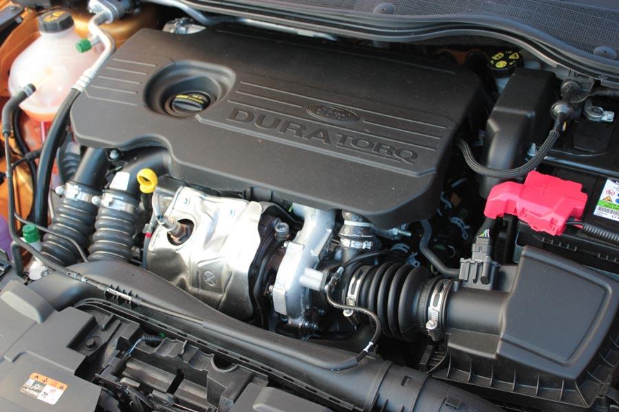 Esta unidad equipa el motor 1.5 diésel de 120 CV con transmisión manual.