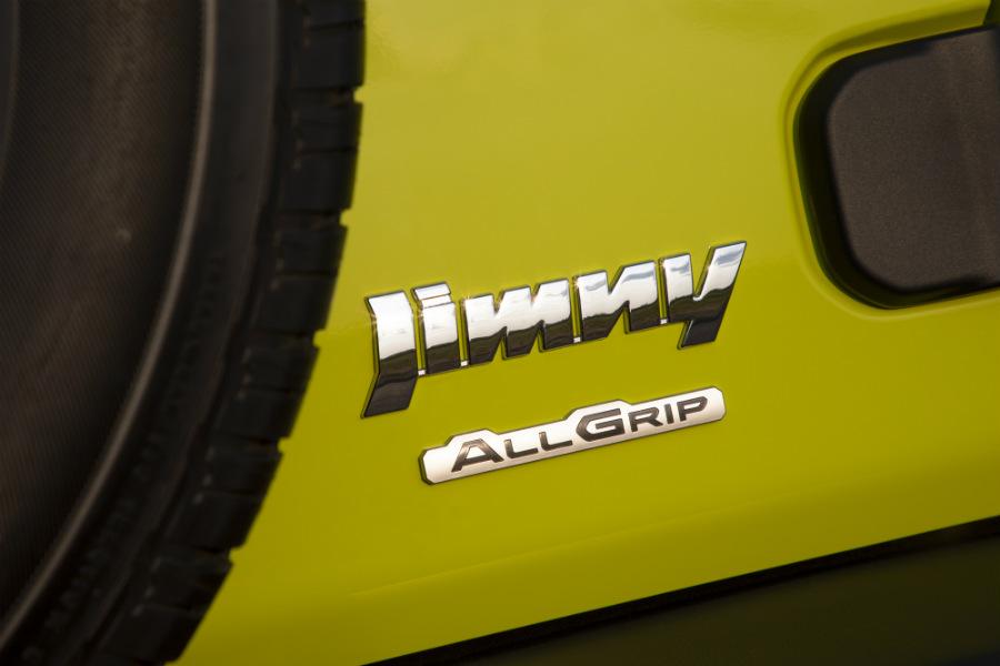 El equipamiento del Jimny depende de cuál de las tres versiones elijamos