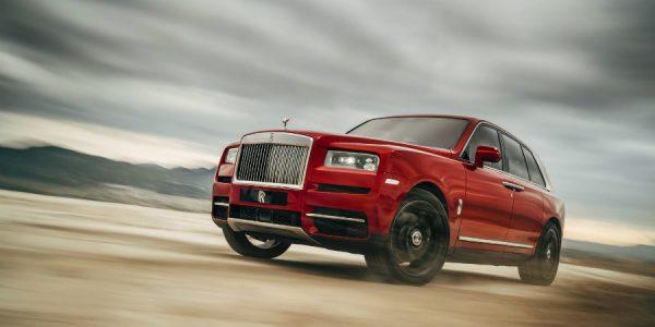 Rolls-Royce Cullinan Híbrido: el lujo se pone las pilas