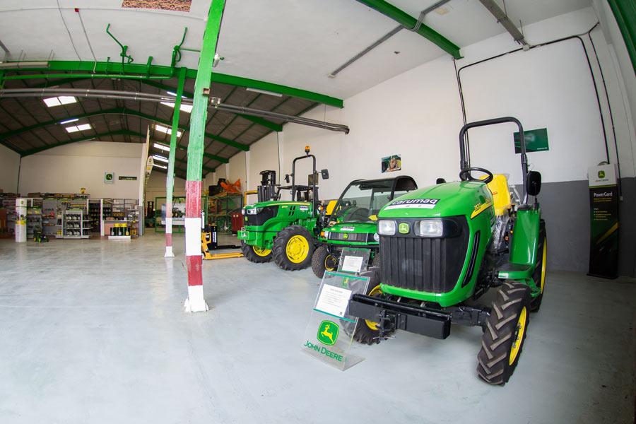 Faconauto ahora también agrupa a concesionarios de maquinaria agrícola