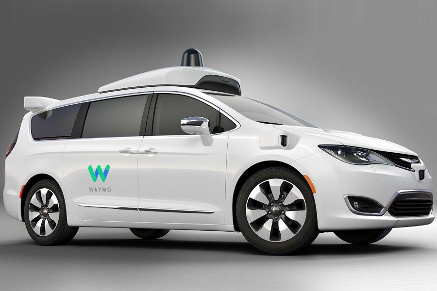 Los vehículos autónomos de Waymo son ya habituales en EEUU