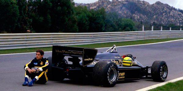 Catawiki subasta un casco que utilizó Ayrton Senna