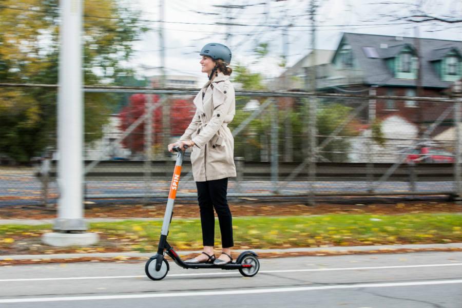 Ford se hace con Spin: una empresa sharing con patinetes eléctricos