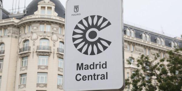 ¡Llegan las restricciones de Madrid Central!