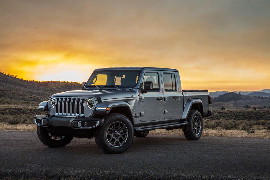 Jeep Gladiator: el Wrangler pick up se hace realidad