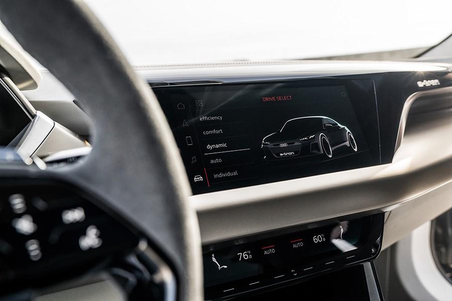 El Audi e-tron GT Concept no es un ejercicio teórico sino un modelo producible.