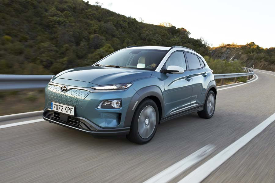 La autonomía del Hyundai Kona eléctrico pasa de 470 a 449 km