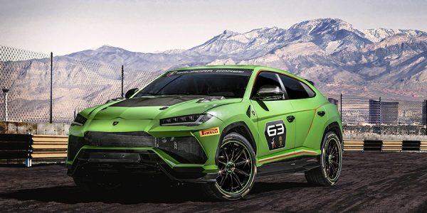 Lamborghini Urus ST-X Concept: un SUV para los circuitos