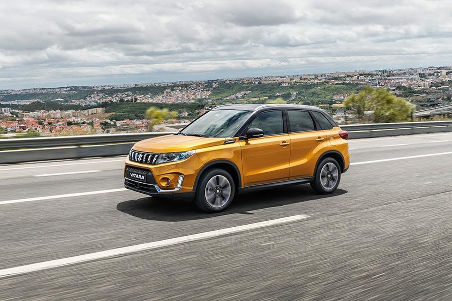 El Suzuki Vitara 2018 destaca sobre todo por el confort de marcha que ofrece.