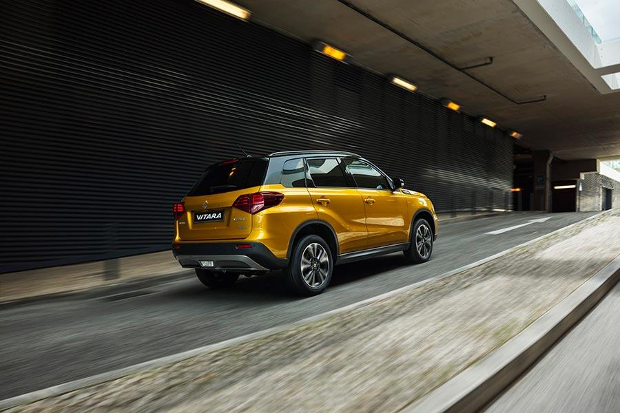 El Suzuki Vitara incorpora a su gama un motor de gasolina de tres cilindros y 111 CV.