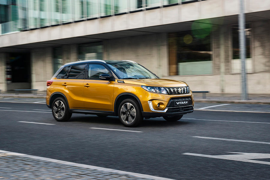 Primera prueba del Suzuki Vitara 2018