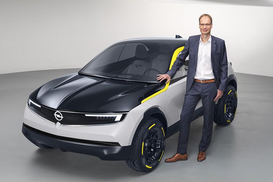 Opel: de números rojos a verdes con el plan PACE!