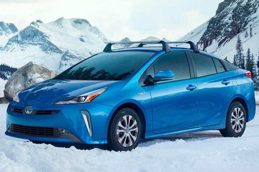 Nuevo Toyota Prius Hybrid 2018: ahora con tracción total