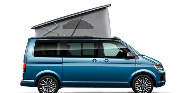 Volkswagen California 30 aniversario: libertad en edición limitada